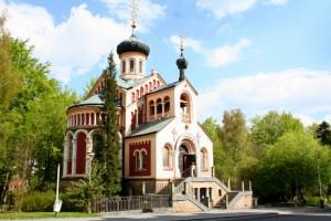 Pravoslavný kostel sv. Vladimíra