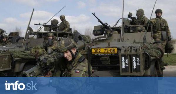 NATO odskúšalo sily rýchleho nasadenia, cvičili aj Česi ...