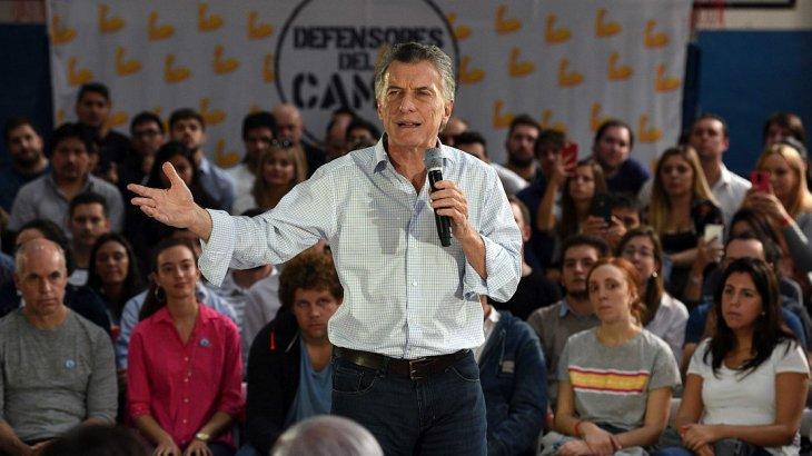 """Macri, después del anuncio de Cristina Kirchner: """"Volver al pasado sería autodestruirnos"""""""