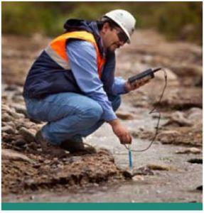 Control y monitoreo de calidad del agua