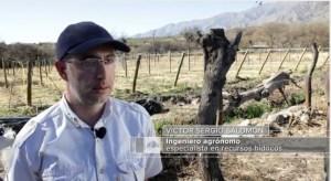 Victor Sergio Salomon, especialista en recursos hídricos