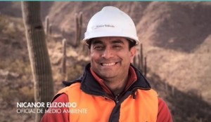 Nicanor Elizondo es integrante de Minera Alumbrera