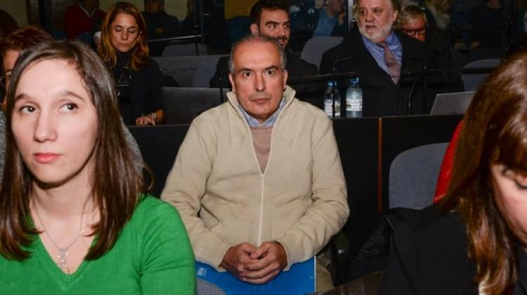 José López ante la Justicia por la causa de los bolsos (Julieta Ferrario)