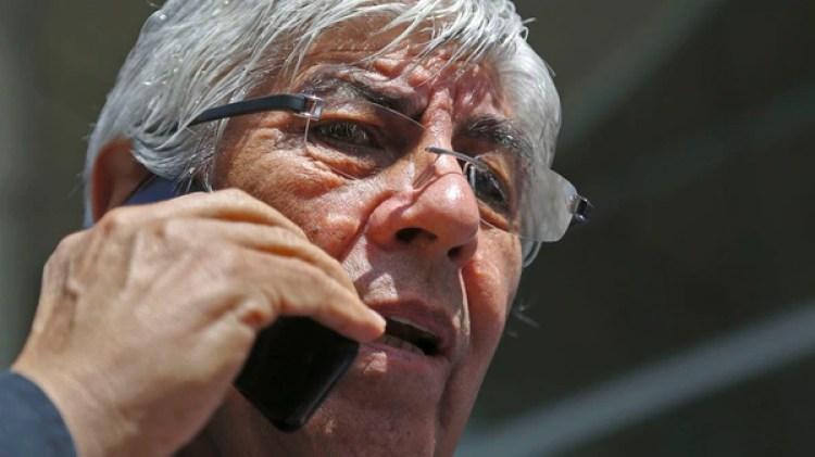 El Gobierno busca aislar a Hugo Moyano, quien se movilizará el 21 de febrero (Foto: NA)