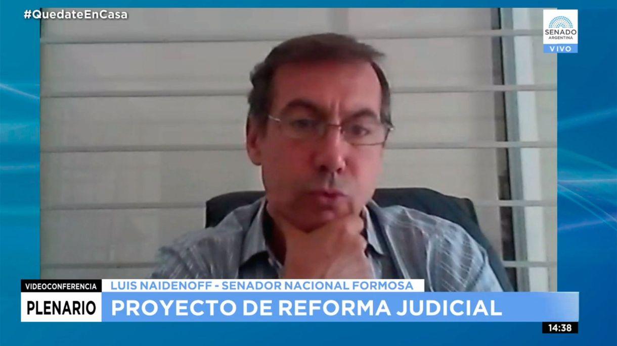 comisión reforma judicial