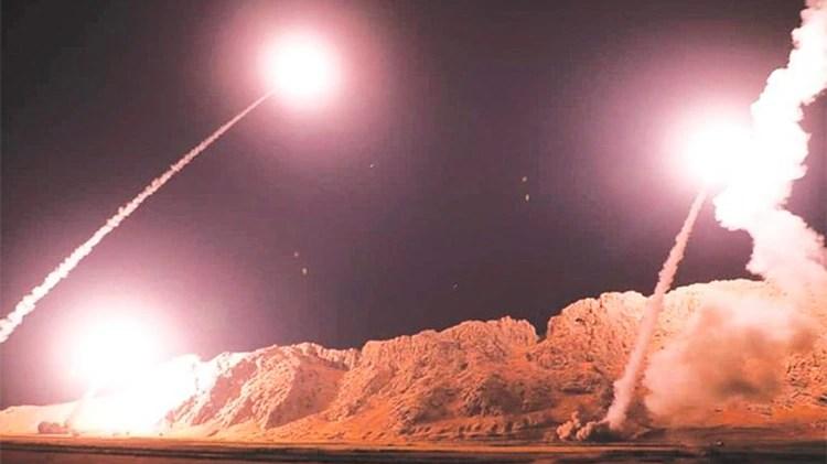 El derribo accidental ocurrió en medio del ataque con misiles de Irán a una base iraquí que alberga personal estadounidense
