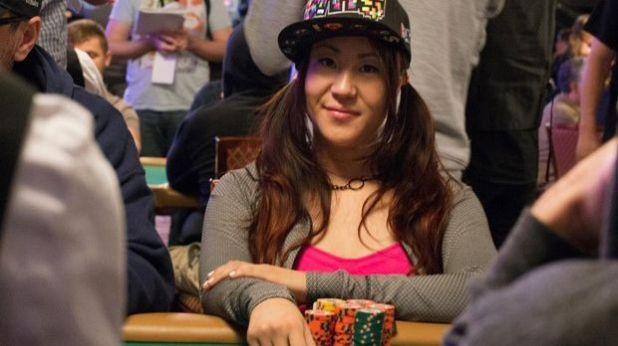 Susie Zhao Poker