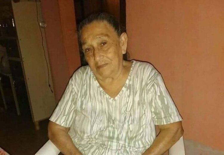 Norma, madre de Mario Gustavo Rodríguez.