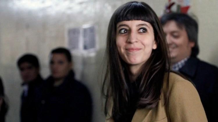 Florencia Kirchner (AFP)