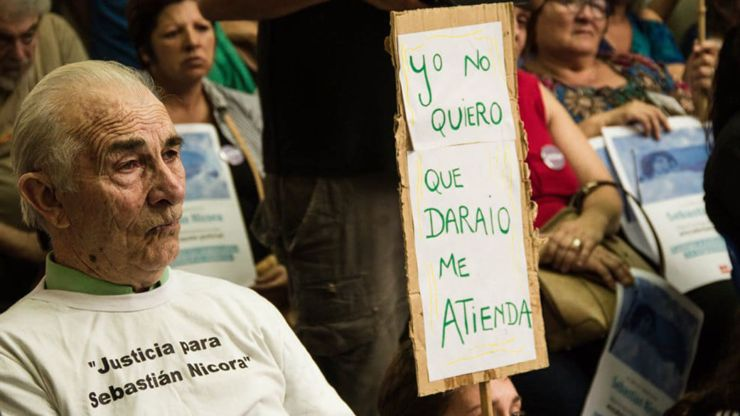 Interconsulta no: el repudio al médico Dairao.