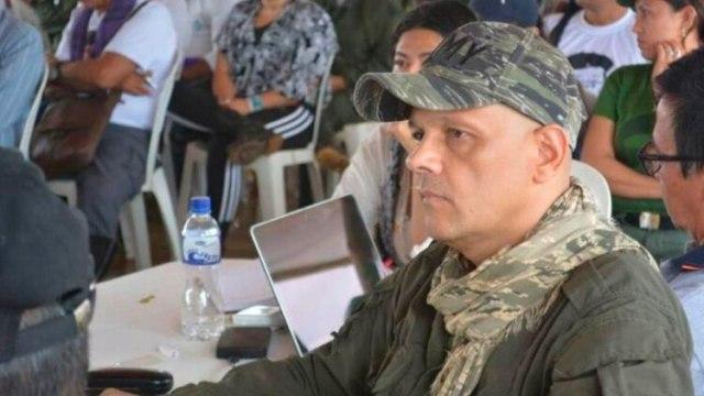"""""""El Paisa"""", uno de los guerrilleros más sanguinarios de las FARC"""