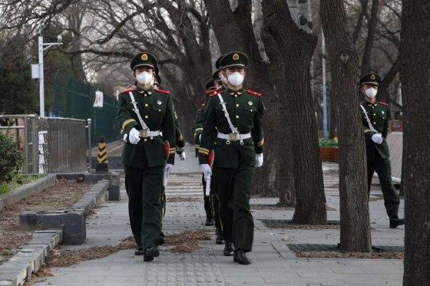 La gripe china nació en la ciudad de Wuhan, en el centro de la potencia asiática, en noviembre pasado. Recién hacia fines de diciembre y principios de enero advirtieron sobre el brote ocultando información clave (Reuters)
