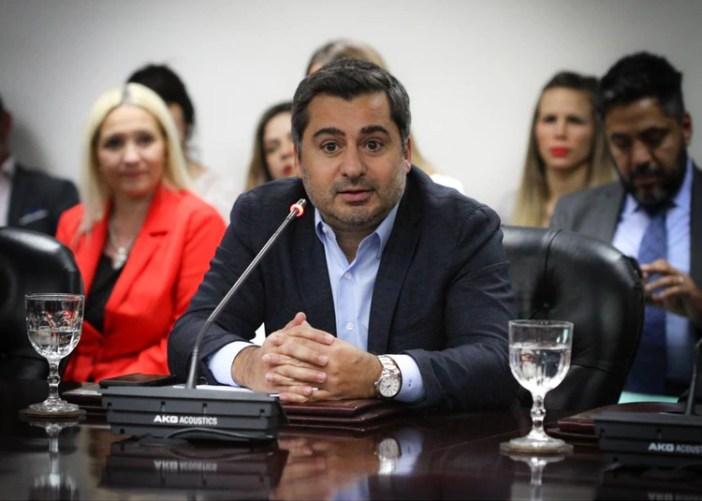 Diego Molea, representante académico, presidirá la Comisión de Acusación
