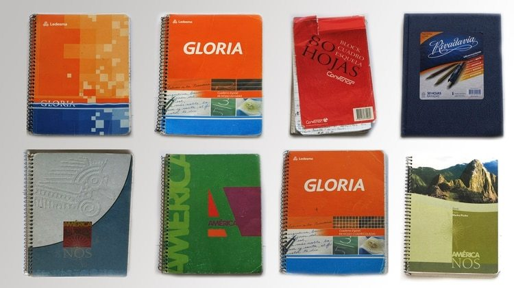 La causa de los cuadernos.