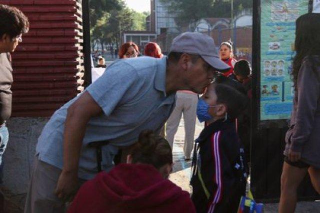 Delincuencia retrasó el regreso a clases en Campeche, robaron hasta tuberías. FOTO: GALO CAÑAS /CUARTOSCURO.COM