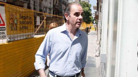 Javier Medin, uno de los integrantes de la Junta Interventora (Agustín Marcarian)