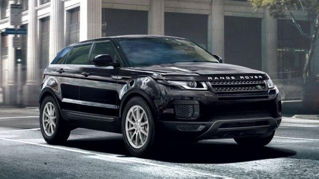 Una Range Rover Evoque, el auto que le habría comprado Todisco a Muñoz.