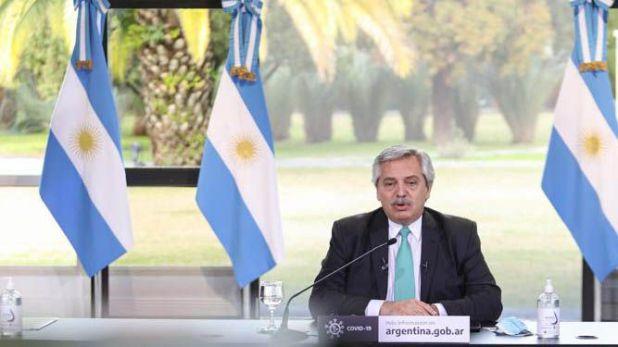 Alberto Fernández anuncia la nueva fase del aislamiento social