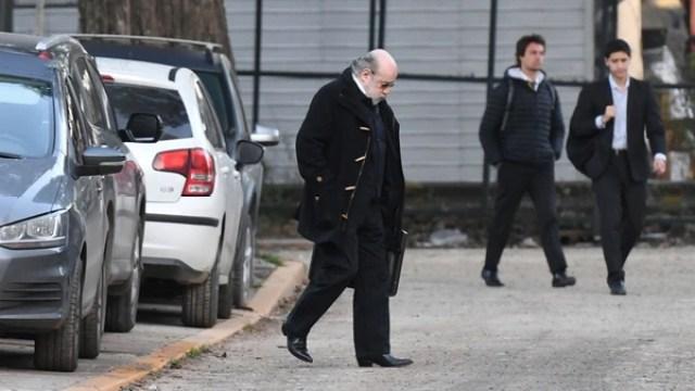 El juez federal Claudio Bonadio (Maximiliano Luna)
