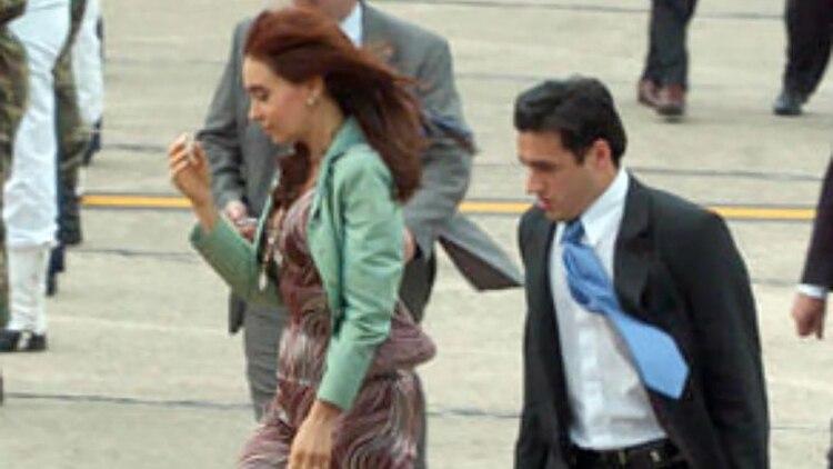 Isidro Bounine, secretario de Cristina Kirchner (CEDOC)