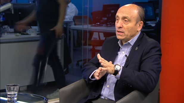 Horacio Salaverri, Tesorero de Carbap