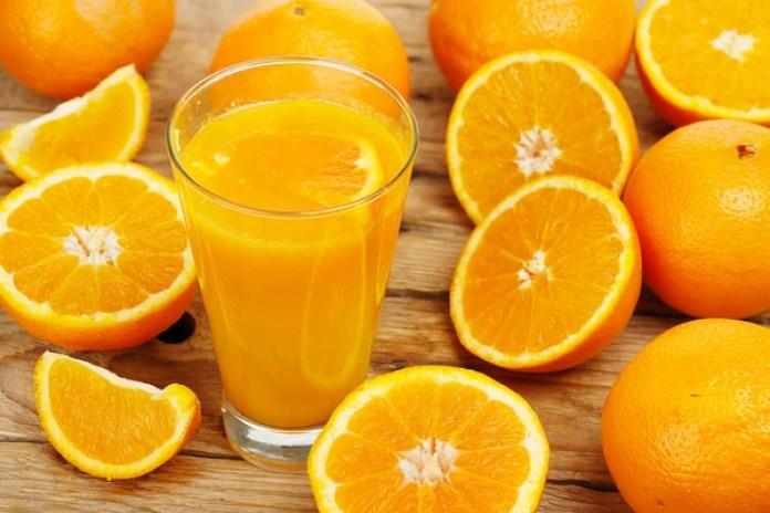 La naranja fue el producto con mayor aumento mensual (17,1%) en la góndola