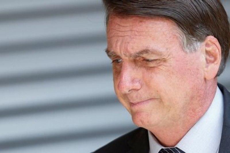 El presidente de Brasil, Jair Bolsonaro. REUTERS/Adriano Machado