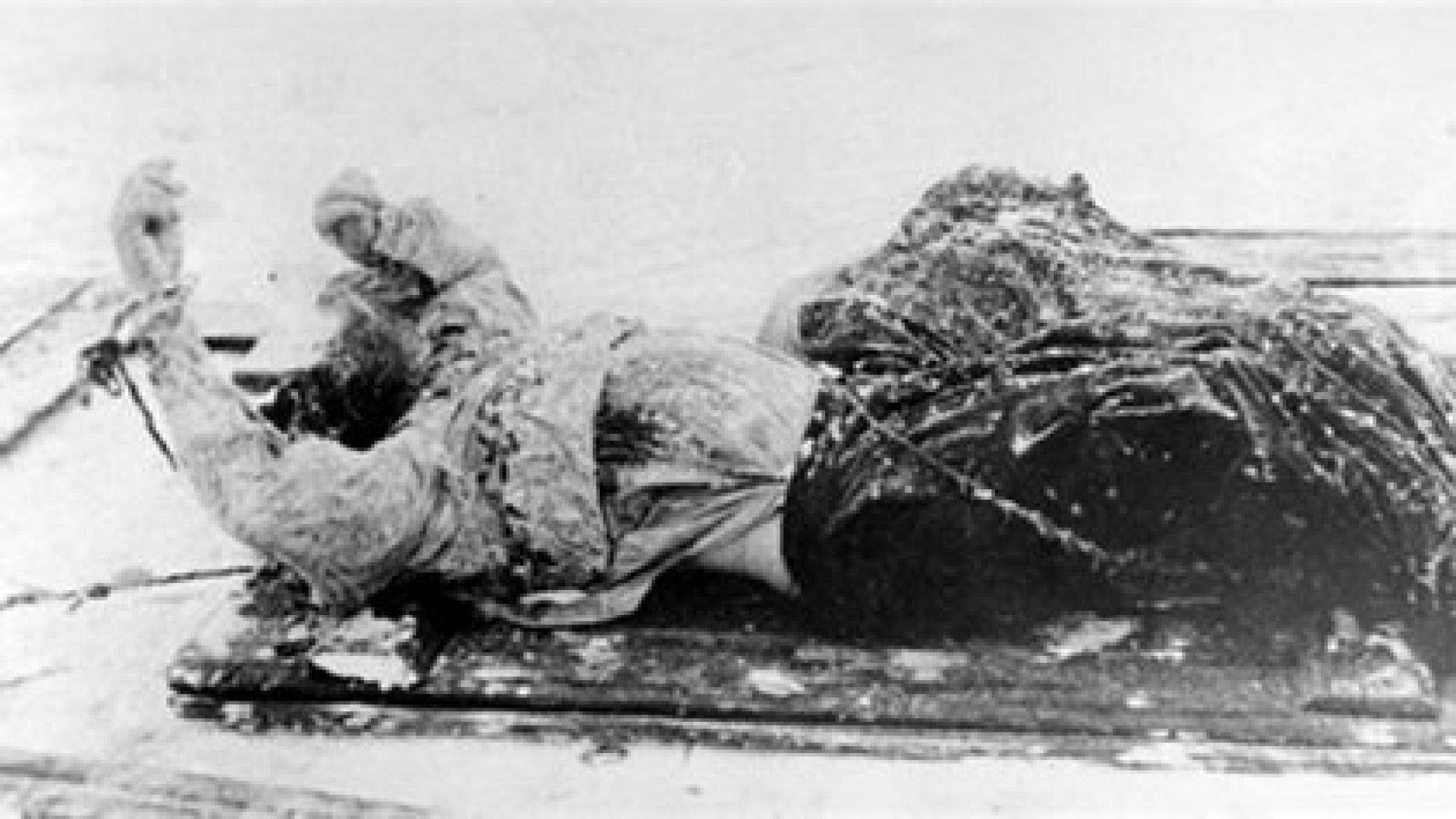 La Policía del Zar rescató el cuerpo congelado de Grigori Rasputín de las aguas heladas del río Neva (Creative commons)