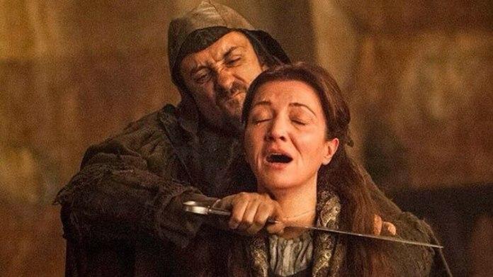 El asesinato de Catelyn Stark