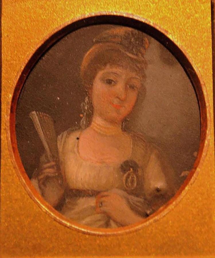 Maria Guadalupe Cuenca, esposa de Mariano Moreno