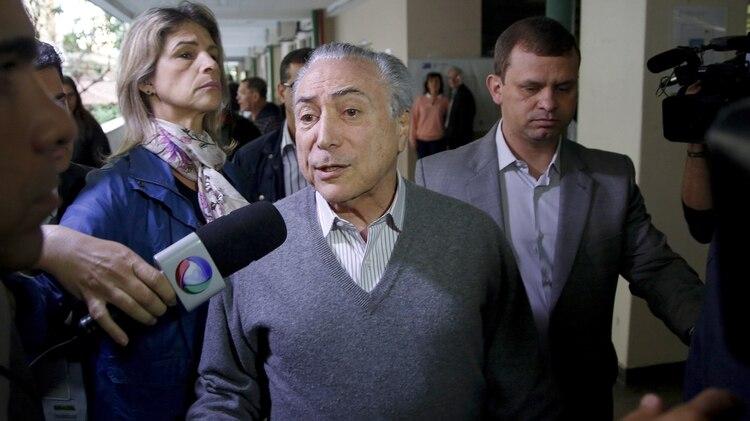 Michel Temer (EFE)