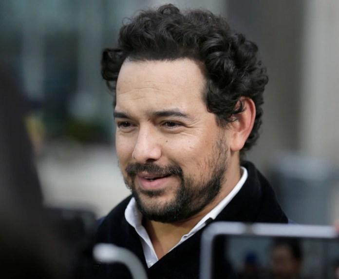 """El actor interpretó al """"Chapo"""" en """"Narcos"""". (Foto: AP Photo/Seth Wenig)"""