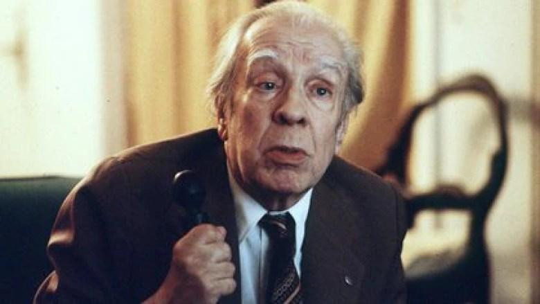 Jorge Luis Borges (Foto: AP)