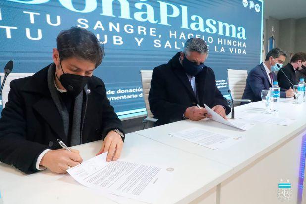 AFA Tapia Acuerdo