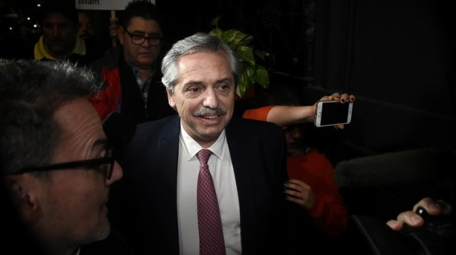 Alberto Fernández (Nicolás Stulberg)
