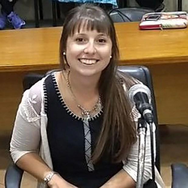 Anabella Castillo, la concejal suplente que votó con el oficialismo