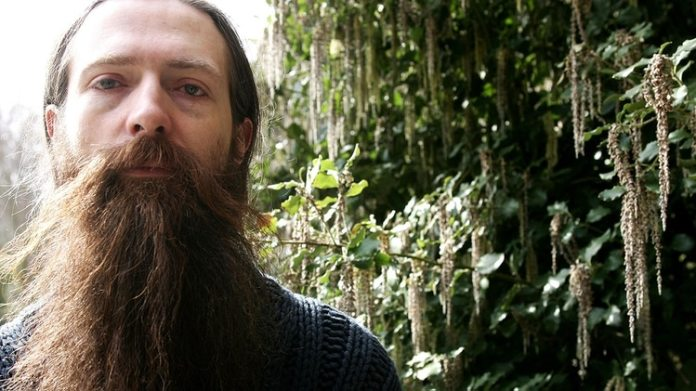 Aubrey de Grey es biogerontólogo y tiene un doctorado de la Universidad de Cambridge (Photo by Roland Kemp/Shutterstock (638872e)
