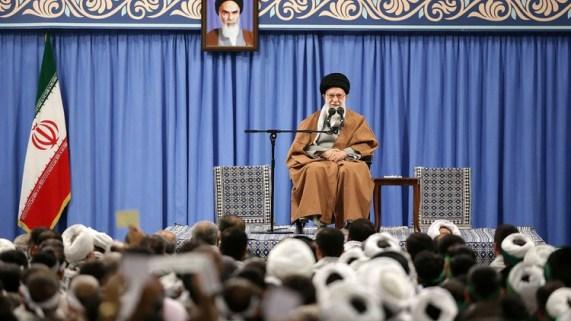 Las potencias occidentales acusan a Irán de estar desarrollando armas nucleares (AFP)