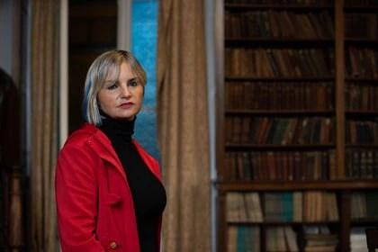 Claudia Perandones es la directora científico-técnica del ANLIS - Malbrán. La adquisición de la nueva tecnología fue una gestión que data de mucho tiempo, pero recién ahora se pudo concretar