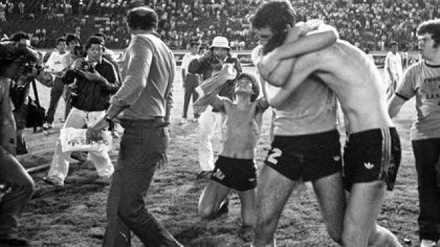 Maradona, campeón del Mundial juvenil de 1979 (Tomikoshi Photography)