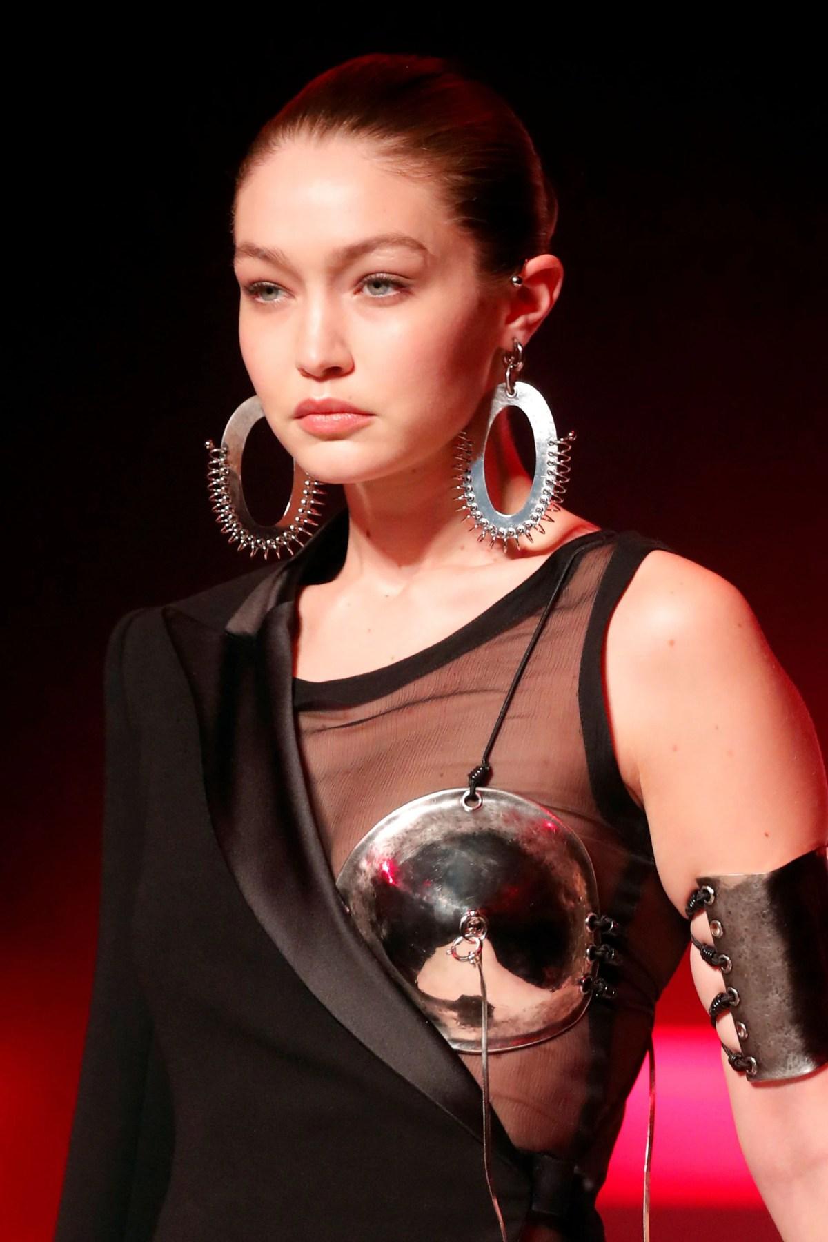 La modelo adelantó en febrero que no quiere ser siempre una modelo (Foto: REUTERS/Charles Platiau)