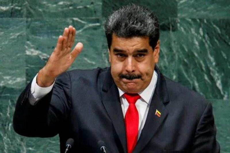 El dictador venezolano Nicolás Maduro. Foto: REUTERS/Eduardo Muñoz