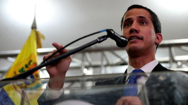 Juan Guaidó (EFE)