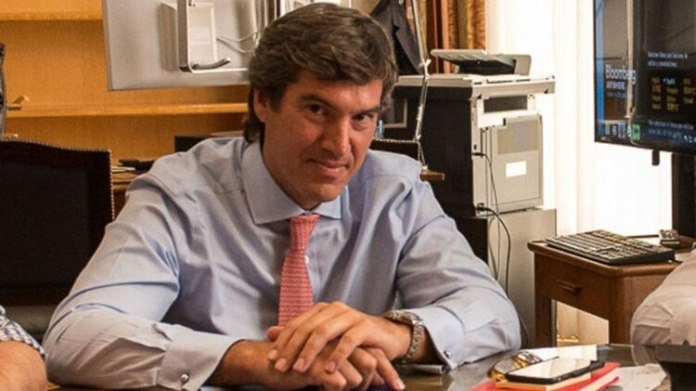 El procurador del Tesoro Bernardo Saravia Frías, representa Argentina en el juicio