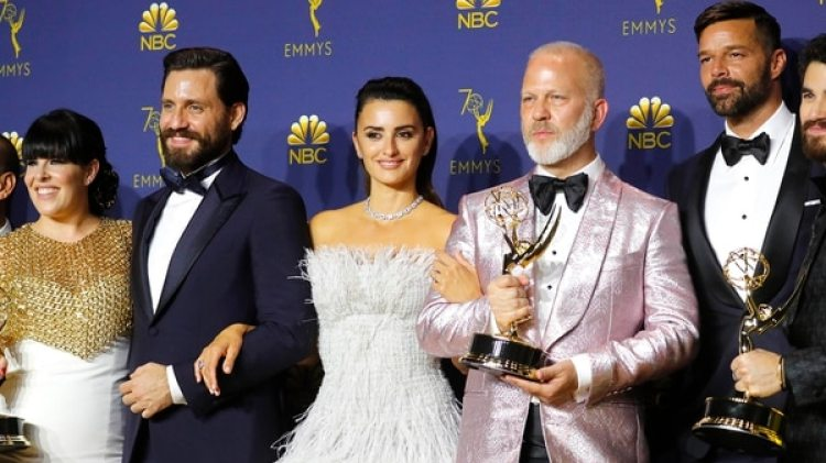 "El elenco de ""The Assassination of Gianni Versace: American Crime Story"" (Reuters)"