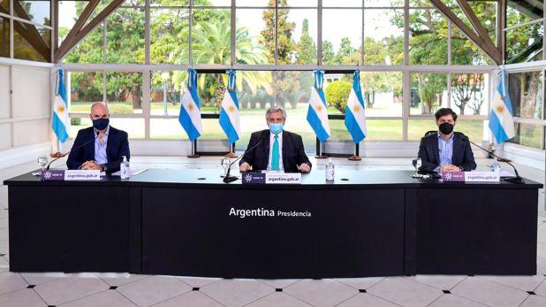 Anuncio--Alberto-Fernandez-Axel-Kicillof-y-Horacio-Rodriguez-Larreta
