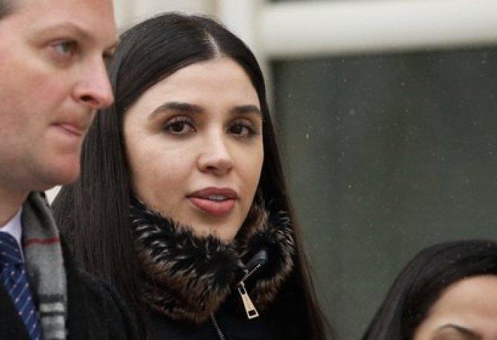 Emma Coronel será defendida por los abogados que estuvieron a cargo del juicio de su esposo, Joaquín Guzmán Loera. (Foto: AFP)