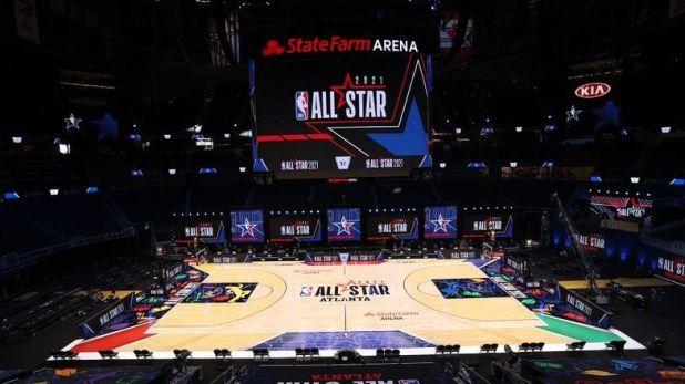 El State Farm Arena de Atlanta albergará la extensa jornada deportiva (Europa Press)