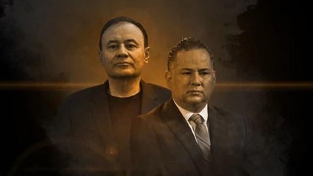 Candidaturas de Alfonso Durazo y Santiago Nieto. (Foto: Jovani Pérez Silva/Infobae México)