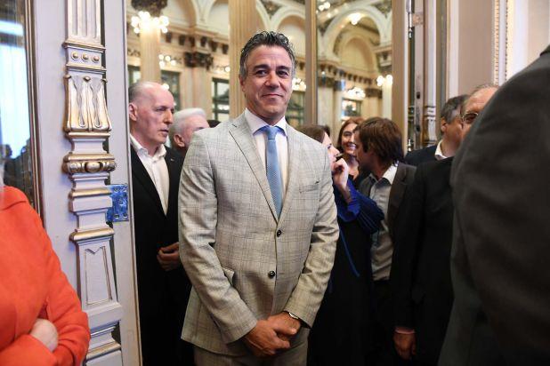 El juez federal Daniel Rafecas ternado para camarista de Casación Nacional (Maximiliano Luna)